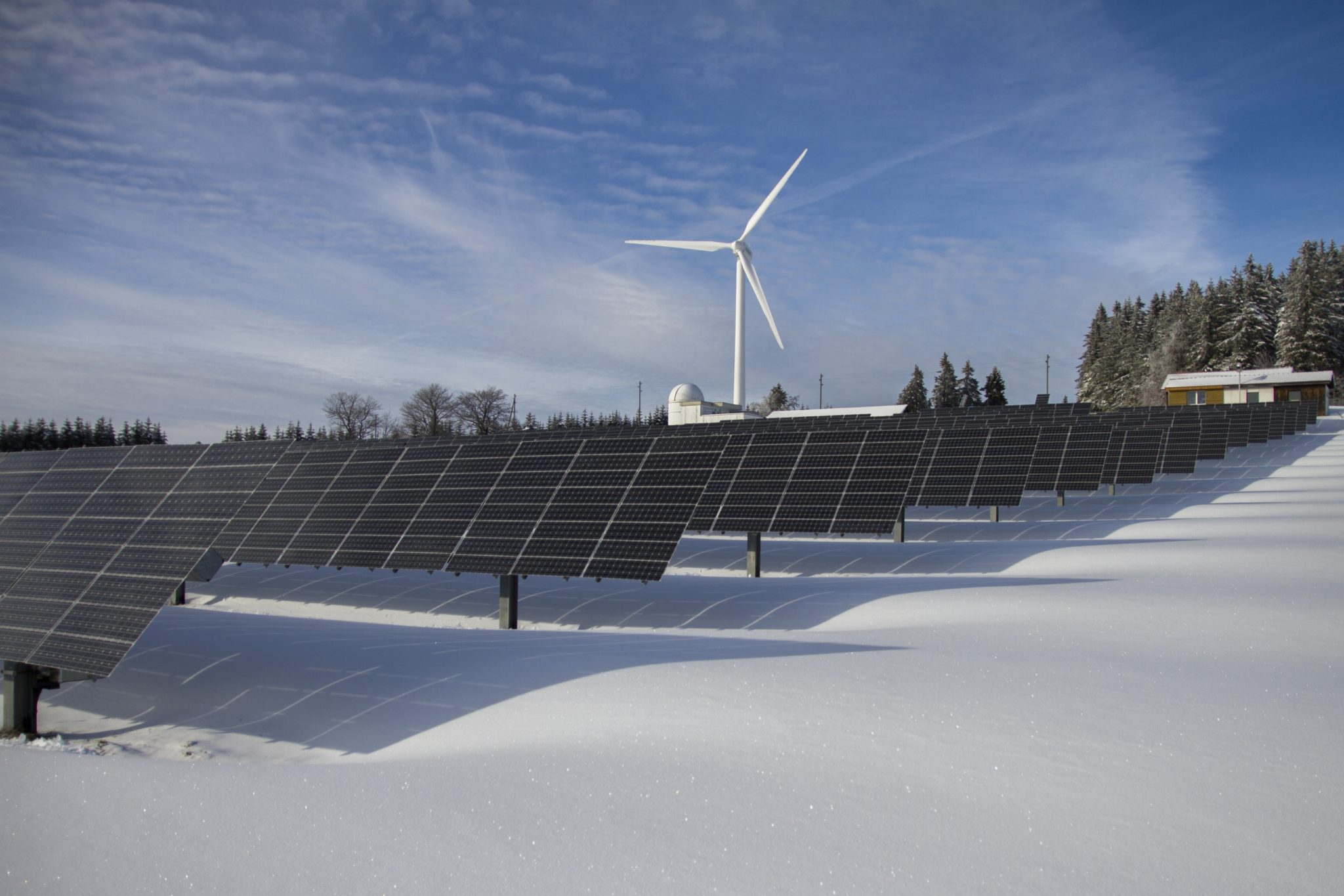 Solar & Wind Set to Generate 50% of Global Electricity by 2050