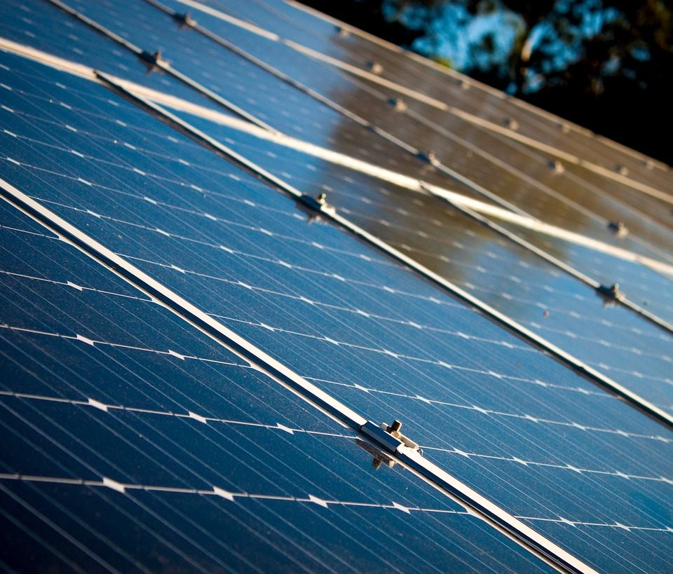 Solar Panels in the Strangest Places